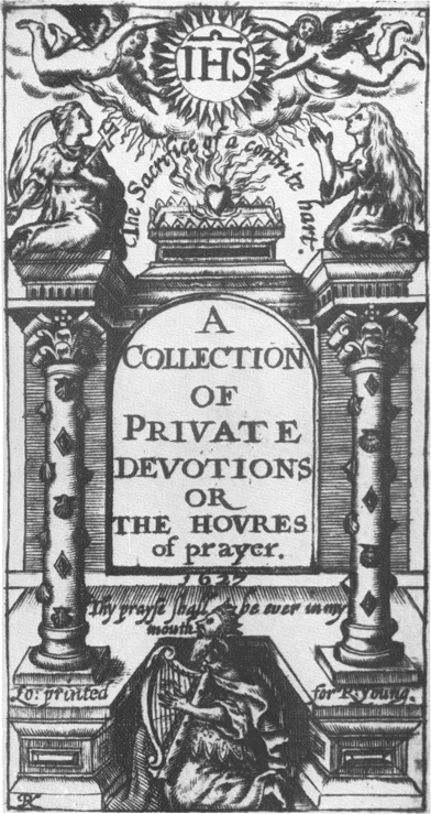 PLATE II Engraved title-page of the first edition (1627)