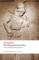 Oxford World's Classics: Thucydides: The Peloponnesian War