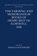 The Farming and Memorandum Books of Henry Best of Elmswell, 1642