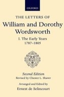 The Letters of William and Dorothy Wordsworth, Vol. 1: The Early Years: 1787–1805 (Second Revised Edition)1787–1805