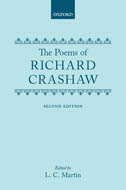 The Poems of Richard Crashaw: English Latin and Greek (Second Edition)English Latin and Greek