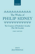 The Countess of Pembroke's Arcadia: The Old Arcadia (First Edition)The Old Arcadia