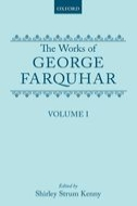 The Works of George Farquhar, Vol. 1