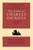 The British Academy/The Pilgrim Edition of the Letters of Charles Dickens, Vol. 11: 1865–18671865–1867