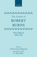 The Letters of Robert Burns, Vol. 2: 1790–1796 (Second Edition)1790–1796