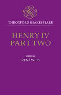The Oxford Shakespeare: Henry IV, Part 2