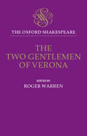 The Oxford Shakespeare: The Two Gentlemen of Verona