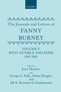 The Journals and Letters of Fanny Burney (Madame d'Arblay), Vol. 5: West Humble and Paris 1801–1803: Letters 423–549Letters 423–549