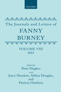 The Journals and Letters of Fanny Burney (Madame d'Arblay), Vol. 8: 1815: Letters 835–934Letters 835–934