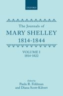 The Journals of Mary Shelley, 1814–1844, Vol. 1: 1814–18221814–1822
