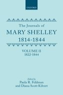 The Journals of Mary Shelley, 1814–1844, Vol. 2: 1822–18441822–1844