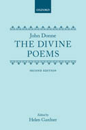 John Donne: The Divine Poems (Second Edition)