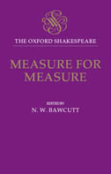 The Oxford Shakespeare: Measure for Measure