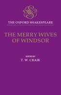 The Oxford Shakespeare: The Merry Wives of Windsor