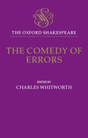The Oxford Shakespeare: The Comedy of Errors