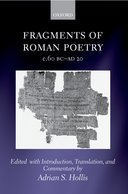 Fragments of Roman Poetry c.60 BC–AD 20