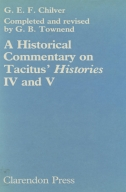 A Historical Commentary on Tacitus' Histories IV and V