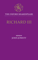 The Oxford Shakespeare: The Tragedy of King Richard III
