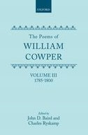 The Poems of William Cowper, Vol. 3: 1785–18001785–1800
