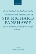The Poems and Translations of Sir Richard Fanshawe, Vol. 2