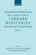 The Complete Works of Gerrard Winstanley, Vol. 1