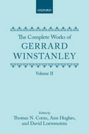 The Complete Works of Gerrard Winstanley, Vol. 2