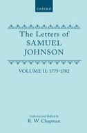 The Letters of Samuel Johnson, with Mrs. Thrale's genuine letters to him, Vol. 2: 1775-1782; Letters 370-821.11775-1782; Letters 370-821.1