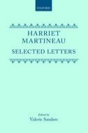 Harriet Martineau: Selected LettersSelected Letters