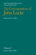 The Clarendon Edition of the Works of John Locke: The Correspondence of John Locke: In Eight Volumes, Vol. 7: Letters Nos. 2665–3286