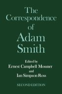 The Glasgow Edition of the Works and Correspondence of Adam Smith, Vol. 6: Correspondence (Second Edition)
