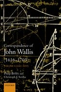 Correspondence of John Wallis (1616–1703), Vol. 2: 1660–September 1668