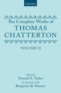 The Complete Works of Thomas Chatterton: A Bicentenary Edition, Vol. 2A Bicentenary Edition