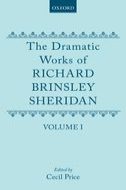 The Dramatic Works of Richard Brinsley Sheridan, Vol. 1