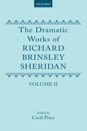 The Dramatic Works of Richard Brinsley Sheridan, Vol. 2