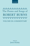 The Poems and Songs of Robert Burns, Vol. 3: Commentary