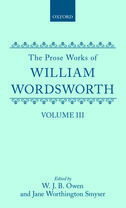 The Prose Works of William Wordsworth, Vol. 3