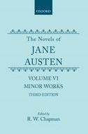 The Works of Jane Austen, Vol. 6: Minor Works (Revised Edition)