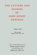 The Letters and Diaries of John Henry Newman, Vol. 21: The Apologia: January 1864 to June 1865January 1864 to June 1865