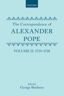 The Correspondence of Alexander Pope, Vol. 2: 1719–1728