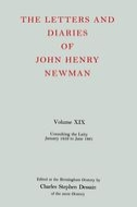 The Letters and Diaries of John Henry Newman, Vol. 19: Consulting the Laity: January 1859 to June 1861January 1859 to June 1861