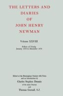 The Letters and Diaries of John Henry Newman, Vol. 28: Fellow of Trinity: January 1876 to December 1878January 1876 to December 1878