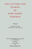 The Letters and Diaries of John Henry Newman