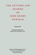 The Letters and Diaries of John Henry Newman, Vol. 7: Editing the British Critic: January 1839–December 1840January 1839–December 1840