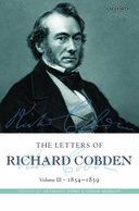 The Letters of Richard Cobden, Vol. 3: 1854–1859