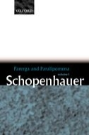 Arthur Schopenhauer: Parerga and Paralipomena: Short Philosophical Essays, Vol. 1Short Philosophical Essays