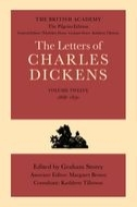 The British Academy/The Pilgrim Edition of the Letters of Charles Dickens, Vol. 12: 1868–18701868–1870