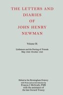 The Letters and Diaries of John Henry Newman, Vol. 9: Littlemore and the Parting of Friends: May 1842–October 1843May 1842–October 1843
