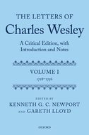 The Letters of Charles Wesley, Vol. 1: 1728–17561728–1756