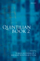Quintilian: Institutio Oratoria Book 2