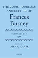 The Court Journals and Letters of Frances Burney, Vol. 4: 1788